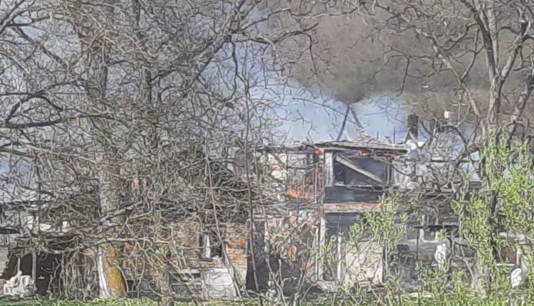 incendiu casa capalna