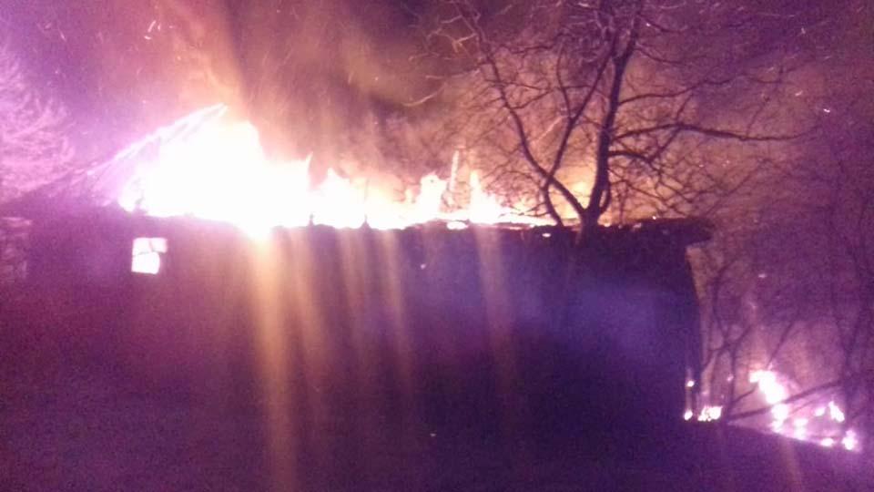 incendiu mort salaj