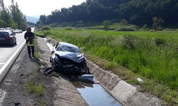 accident dn1 huedin