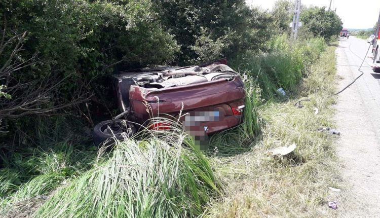 accident mortal rasturnata sintereag