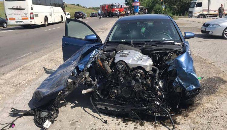 accident autotren raturnat turda