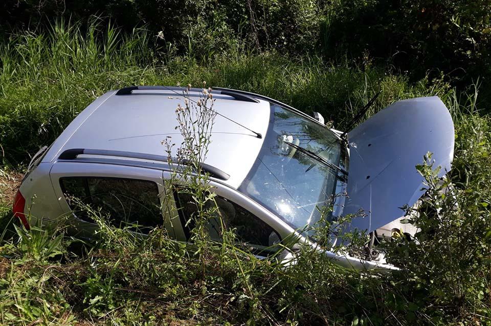 accident masina sant fizes