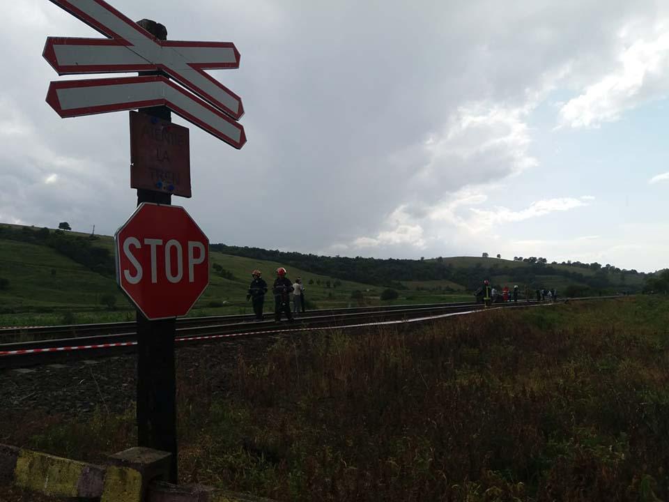 accident mortal tren