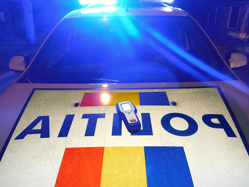 actiune droguri alcool politia