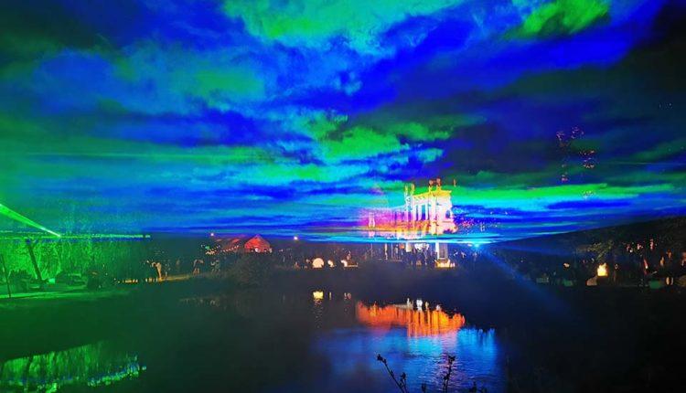 electric castle lasere
