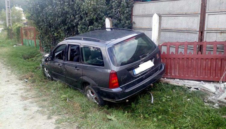 accident livada petresti