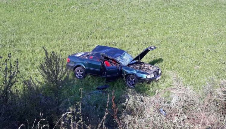 accident rasturnat taga