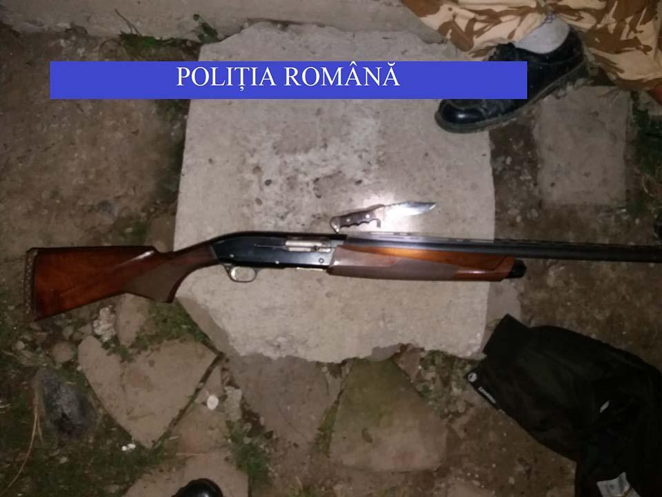 arma pusca vanatoare ipj bn - 2