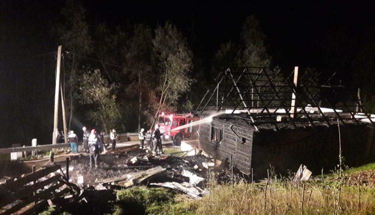 incendiu casa romuli