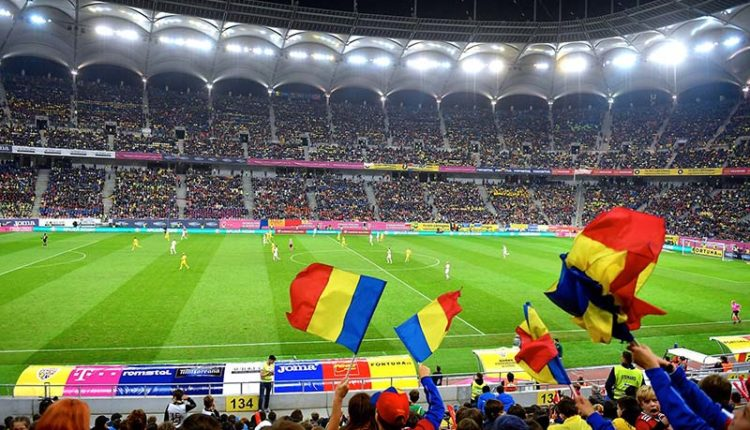 arena echipa nationala