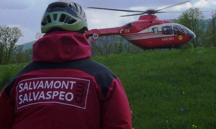 elicopter salvamont