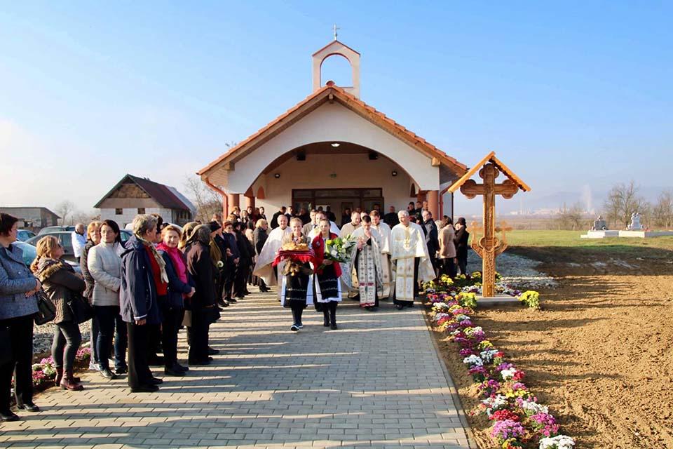 sfintire capela mica