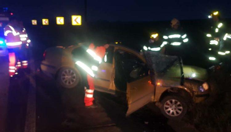 Accident mortal Luncani