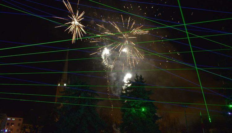 artificii ziua nationala dej