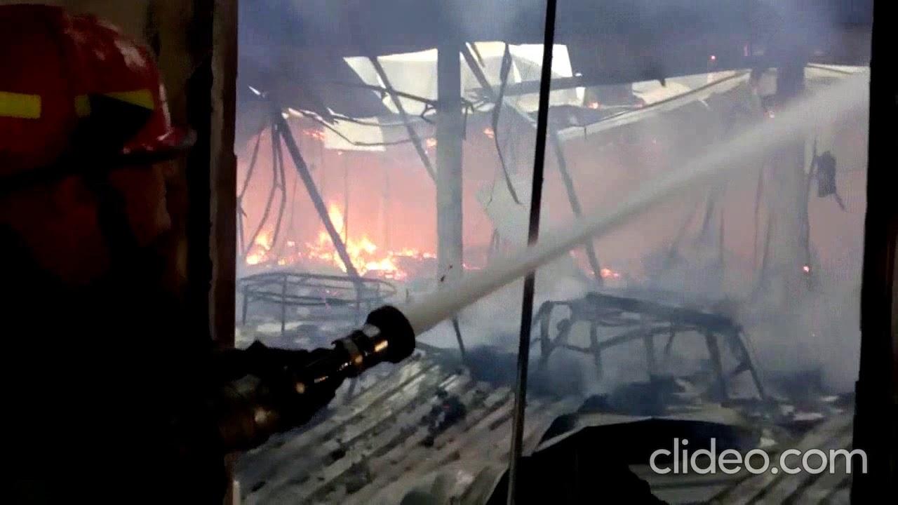 incendiu restaurant gherla