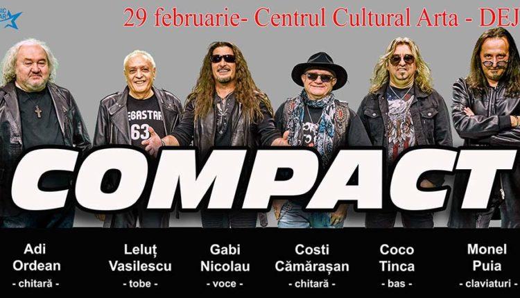 afisc concert compact dej