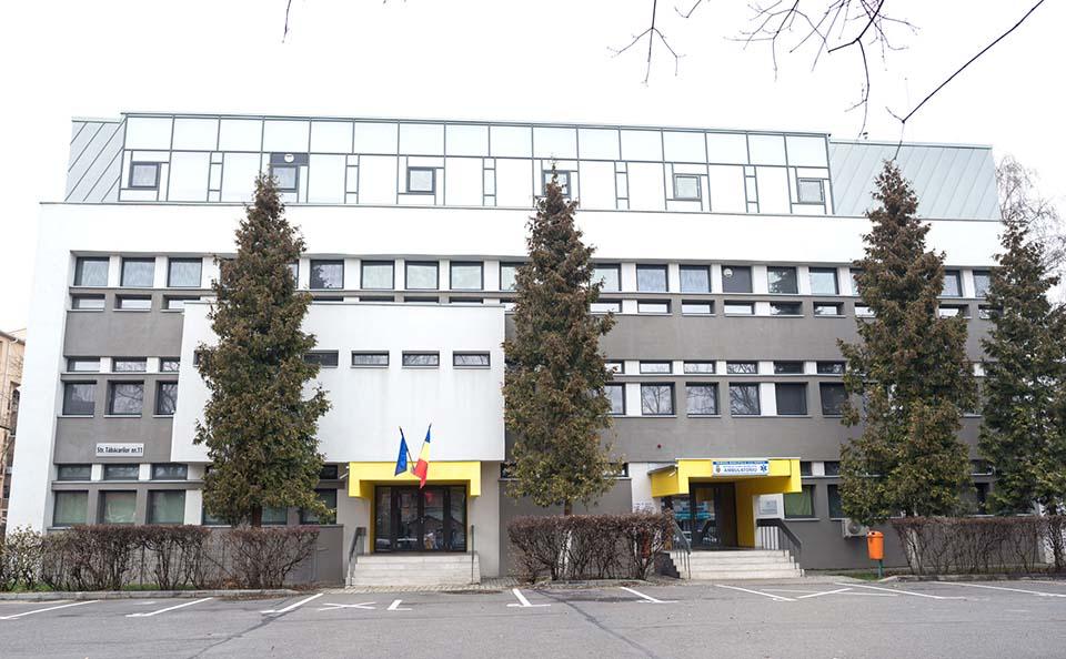 Ambulator-fata spital clujana municipal